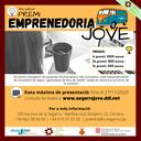 18ª edició: Premi Emprenedoria Jove