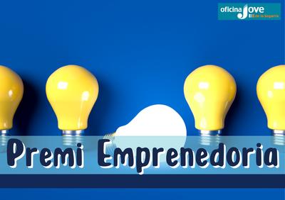 Premi Emprenedoria Jove